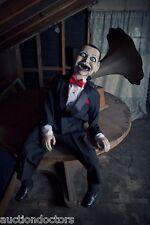 *ANIMATRONIC* DEAD SILENCE BILLY MOVIE PROP James Wan PUPPET DUMMY Ventriloquist
