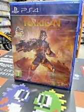 Turrican Flashback 30th Anniversary UK PS4 NUOVO SIGILLATO