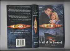 Doctor Who The Feast Of The Drowned By Stephen Cole (Hardback) David Tennant