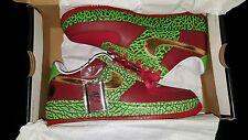 2008 Nike Air Force 1 Low Supreme Questlove Size 8