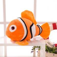 "10"" Cute Finding Nemo Figures Stuffed Plush Soft  Baby Boy Girl Doll Kids Toy"