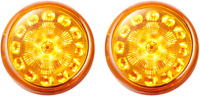 Custom Dynamics Probeam LED Amber Turn Signal Insert Kit PB-A-1157