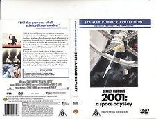 2001:A Space Odyssey-1968-Keir Dullea-Movie-DVD