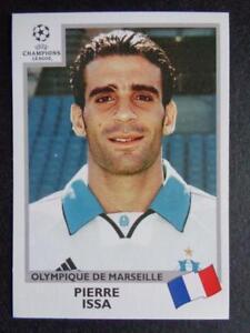 Panini Champions League 1999-2000 - Pierre Issa (Olymp. de Marseille) #142