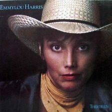EMMYLOU HARRIS Thirteen LP
