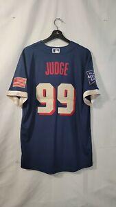 NWT Men's Aaron Judge New York Yankees 2021 All-Star Nike Replica MLB Jersey (M)