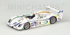 Audi R8 3rd Place 24h Le Mans 2003 Pirro 1:43 Model MINICHAMPS