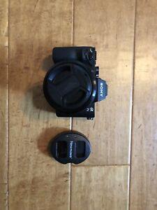 Sony Alpha A7ii 24.3 MP Mirrorless Digital Camera with 28-70mm Lens - Black