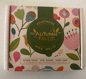 Eden Handmade Soya Wax Melts - Autumn Falls Botanical