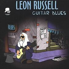 1 CENT CD Guitar Blues - Leon Russell