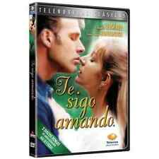 TE SIGO AMANDO - DVD Telenovela  NEW + SEALED * 2-Disc Set * Novela *USA Version
