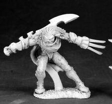 Lurg Half Orc Assassin Reaper Miniatures Dark Heaven Legends D&D Dungeon RPG