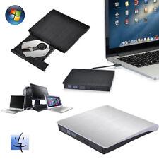 USB IDE Laptop Notebook CD DVD RW Brenner ROM Laufwerk Externes Case Gehäuse NEU