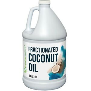 Fractionated Coconut Oil Massage For Face Body Therapeutic Aromatherapy 1 Gal