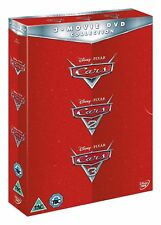Cars: 3-movie Collection (Box Set) [DVD]