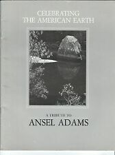 Celebrating the American Earth: A Tribute to Ansel Adams