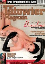 Tätowier Magazin 11/2004 November,Hannya Masken Motive,Barcelona,Stichtag,Yann,