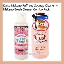 Daiso Puff Sponge Detergent + Makeup Brush Cleaner Combo Pack MDC