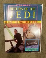Star Wars Return Of The Jedi Official Poster Magazine #1