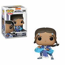 Funko POP! Animation - Avatar the Last Airbender Vinyl Figure - KATARA #535 -New
