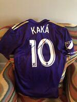 adidas Ricardo KAKÁ #10 Orlando City MLS usa soccer jersey NWT  Size S men
