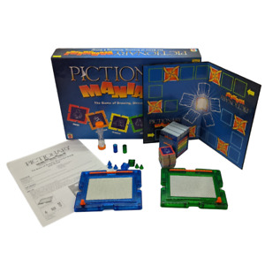 Pictionary Mania Board Game FREE SHIPPING