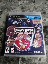 Angry Birds Star Wars  ps3 very good PlayStation 3