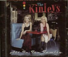 THE KINLEYS - ALL IN THE FAMILY - CD - NEW