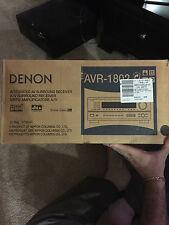Denon AVR-1802 Dolby Digital Dolby Pro Logic II & DTS A/V Receiver