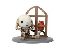 Luckyz™ – Lucky Hears a Hoot Owl Hooting Skeleton Collectible Figurine 8784