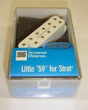 Seymour Duncan Little 59 bruit milieu ou du cou pickup fits Fender Strat