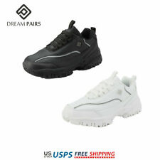 DREAM PAIRS Kids Boys Girls Sports Shoes Outdoor Indoor Lace up Athletic Sneaker