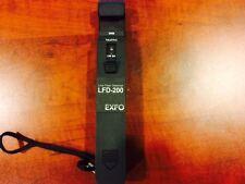 EXFO LFD-200 Live Fiber Detector LFD200 LFD 200