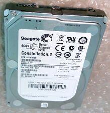 "1TB SEAGATE ST91000640SS CONSTELLATION .2 unidad de disco duro SAS 2.5"" 15mm"