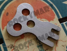REPLICA Replacement KEY for the MARX BUDGET BANK Coin Bank - Stainless