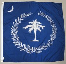 1st Gregg's Inf South Carolina Indoor Outdoor Historical Dyed Nylon Flag 4' X 4'