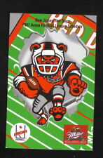 New Jersey Red Dogs--1997 Pocket Schedule--Miller--AFL