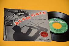 "ALAN GATE 7"" EP DIANA / LITTLE DARLIN ORIG FRANCE '60  EX TOP JAZZ"