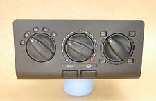 VW Polo 6N 1 Klimabedienelement Klimabedienteil 3Züge 1H0820045C 6N0959543