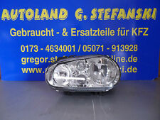 Original VW Hella Hauptscheinwerfer links Golf IV 1EL007700 (162)