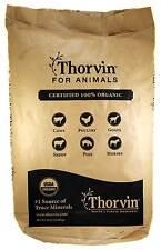 Thorvin Organic Icelandic Kelp Meal 50 lbs-Plants, Livestock, Horses, Dogs, Cats