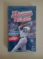 2010 BOWMAN CHROME DRAFT PICKS and PROSPECTS Baseball Sealed HOBBY Box