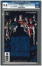 JUSTICE LEAGUE ADVENTURES #2 CGC 9.8 (2/02) DC white pages