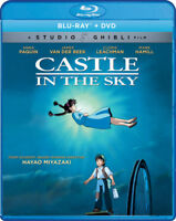 Castle In The Sky [New Blu-ray] With DVD, Widescreen, 2 Pack