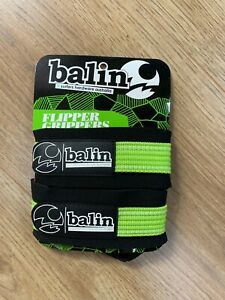 Balin Bodyboard Fin Savers Flipper Grippers Bodyboard/ Swim Training 25mm Green