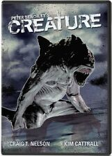 Peter Benchley's Creature [New DVD] 2 Pack
