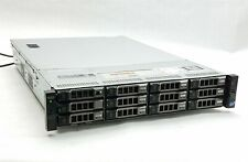 Dell PowerEdge R720XD Server 2*E5-2603 QC 1.80GHz CPU 32GB RAM 12*2TB HDD H710