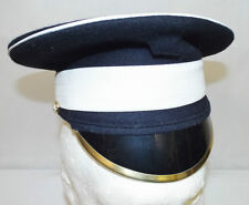 COLDSTREAM GUARDS DRESS PEAKED CAP - Size: 52 cm , British Army Issue