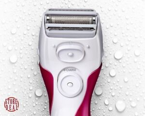 Woman Foil Shavers Trimmer Lady Razor Wet Dry Electric Hair Remover Cordless NEW