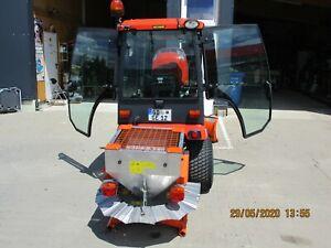 Klein Traktor Kioti 2610 Winterdienst